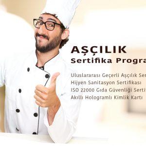 Gastronomi Ustalık Sertifika Paketi