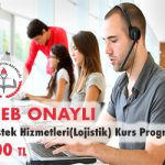 Destek Hizmetleri(Lojistik) Kurs Programı 1