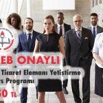 Dış Ticaret Elemanı Yetiştirme Kurs Programı 1