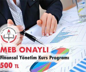 Finansal Yönetim Kurs Programı