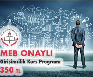 Girişimcilik Kurs Programı