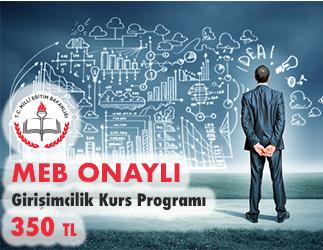 Girişimcilik Kurs Programı 1