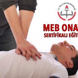 İLK YARDIM SERTİFİKASI (M.E.B ONAYLI)