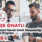 İnternet Tabanlı Emlak Danışmanlığı Kurs Programı 1