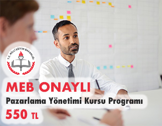 Pazarlama Yönetimi Kursu Programı 1