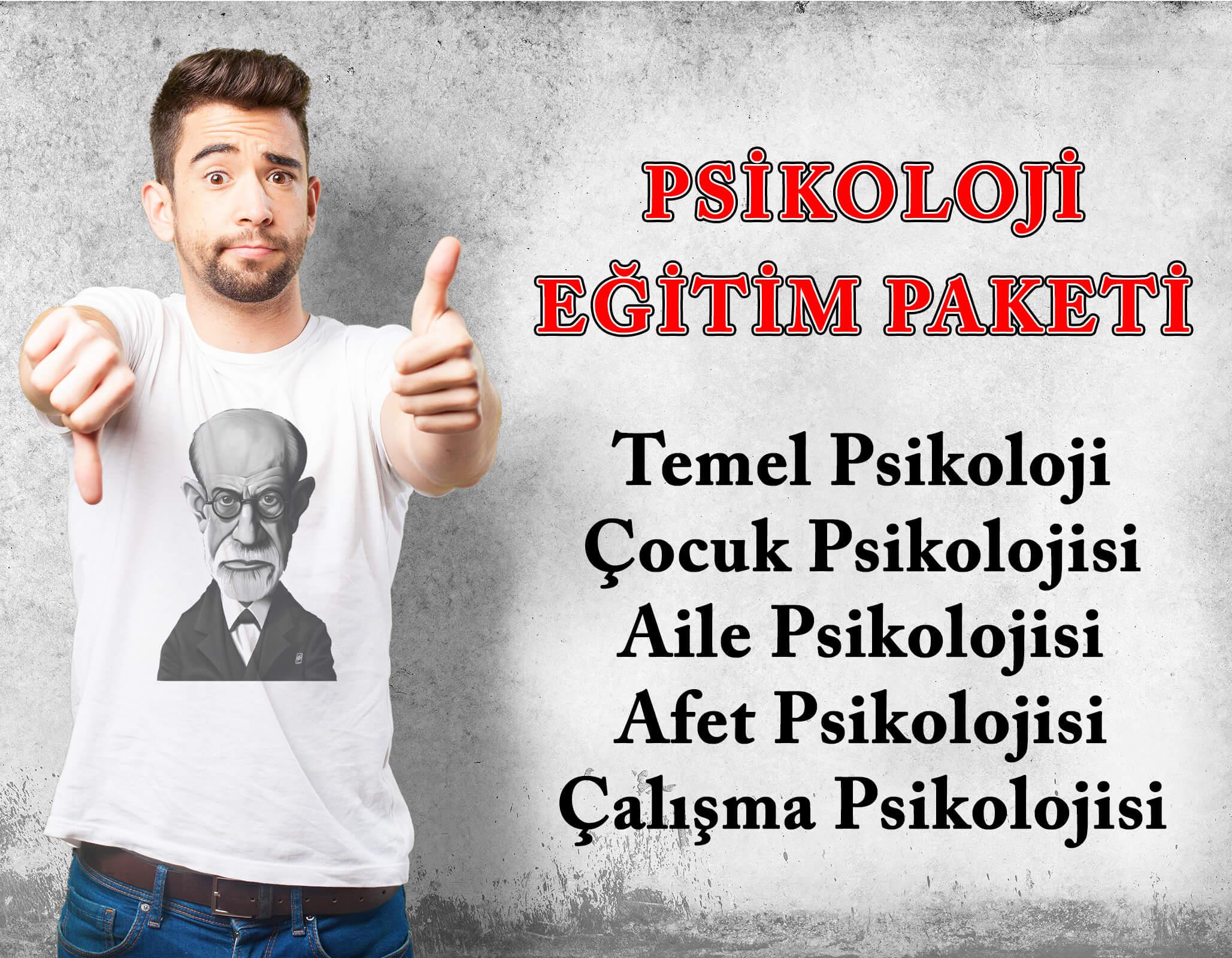 Psikoloji Eğitim Paketi 1