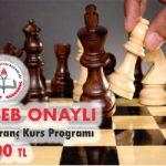 Satranç Kurs Programı 1