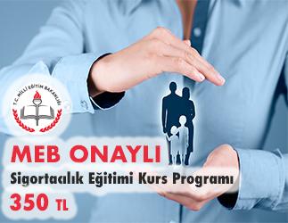 Sigortacılık Eğitimi Kurs Programı 1