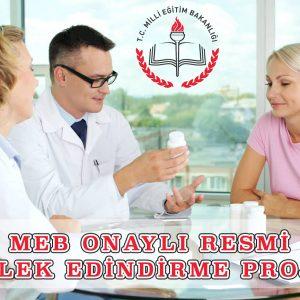 Tıbbi Mümessillik Eğitim Paketi (MEB Onaylı)