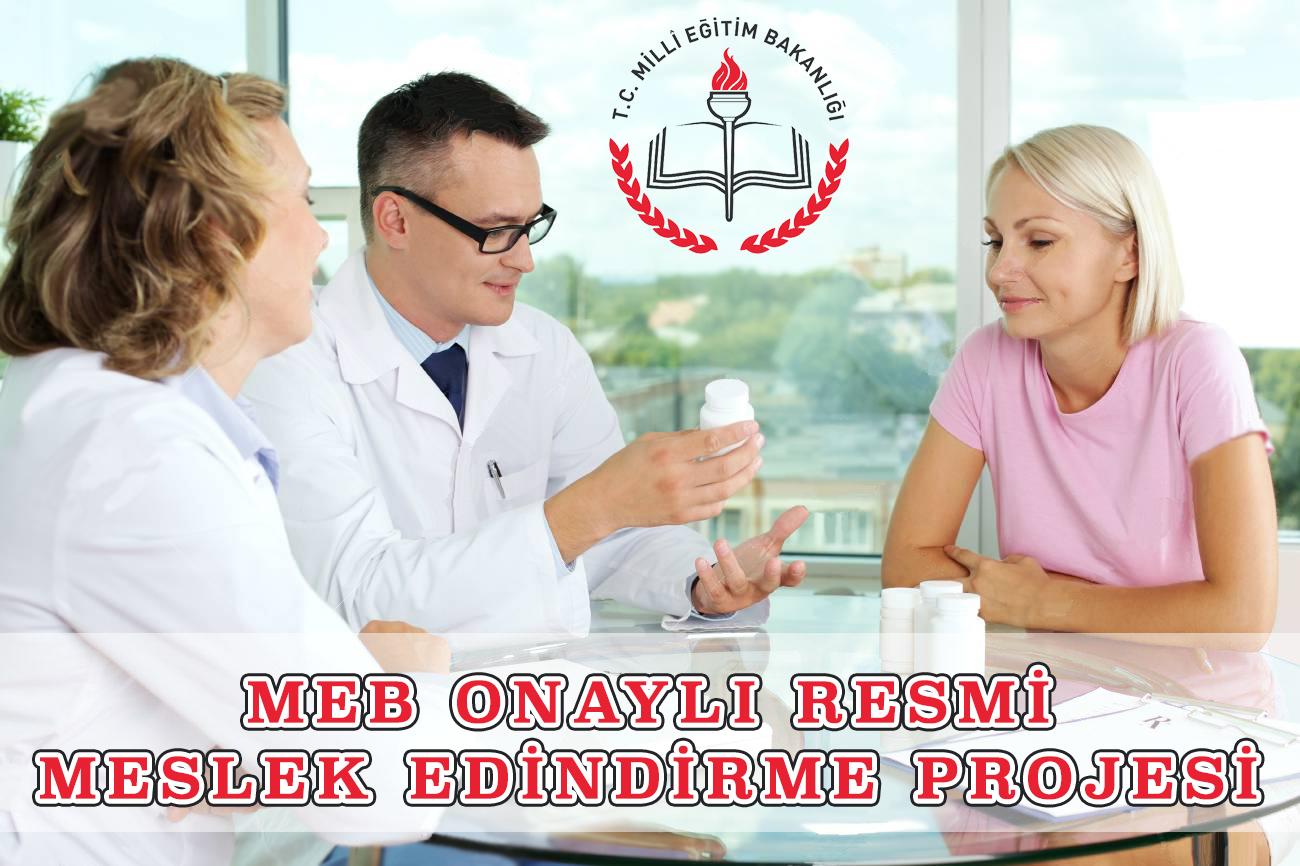Tıbbi Mümessillik Eğitim Paketi (MEB Onaylı) 1