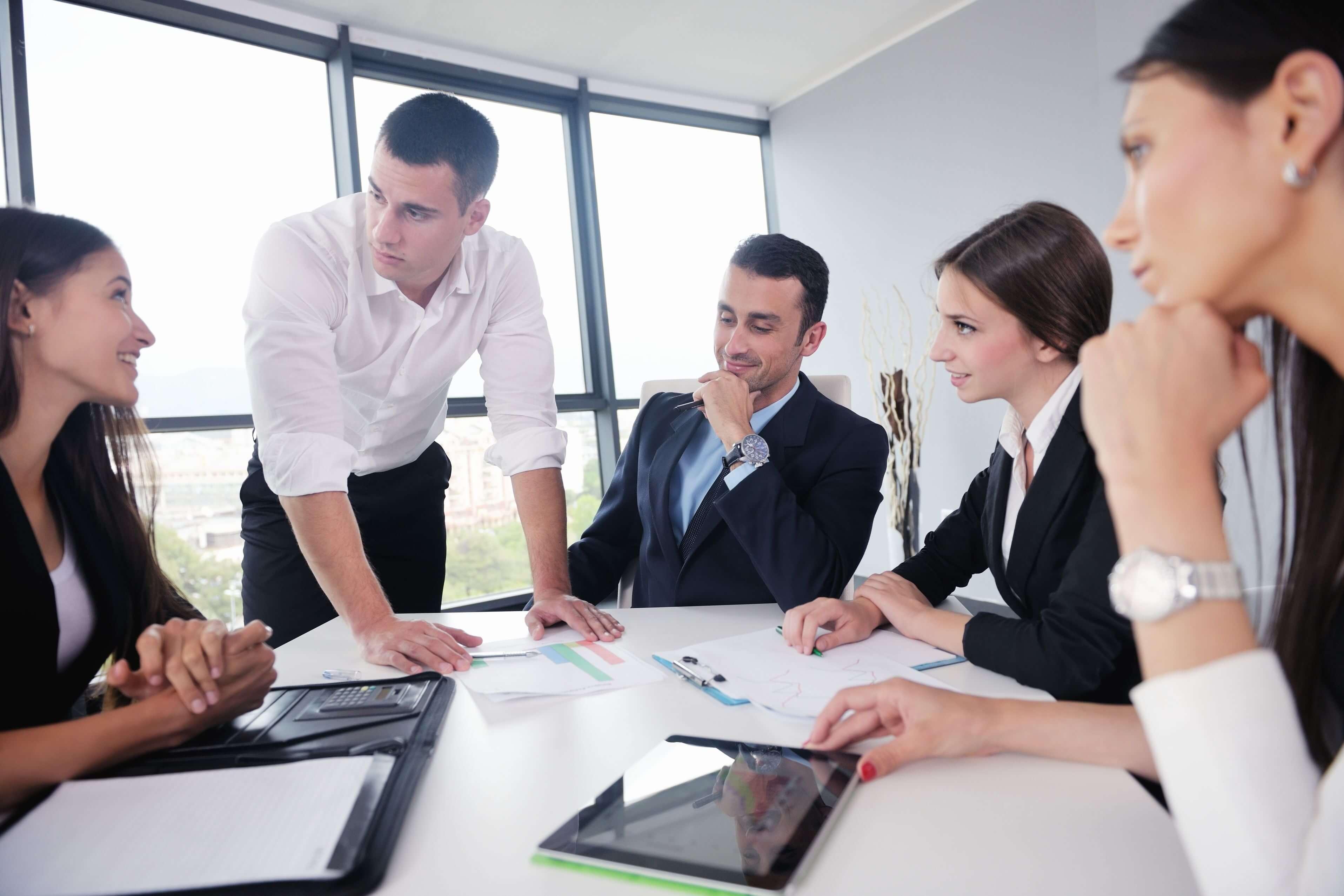 Toplantı Yönetimi Uzmanlığı Eğitimi 1